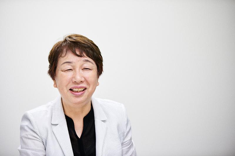橋本真由美さん( ブックオフコーポレーション株式会社・元社長)