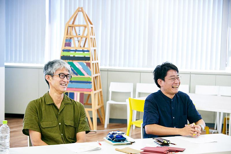 ブックオフ社員の保坂さんと小金井さん