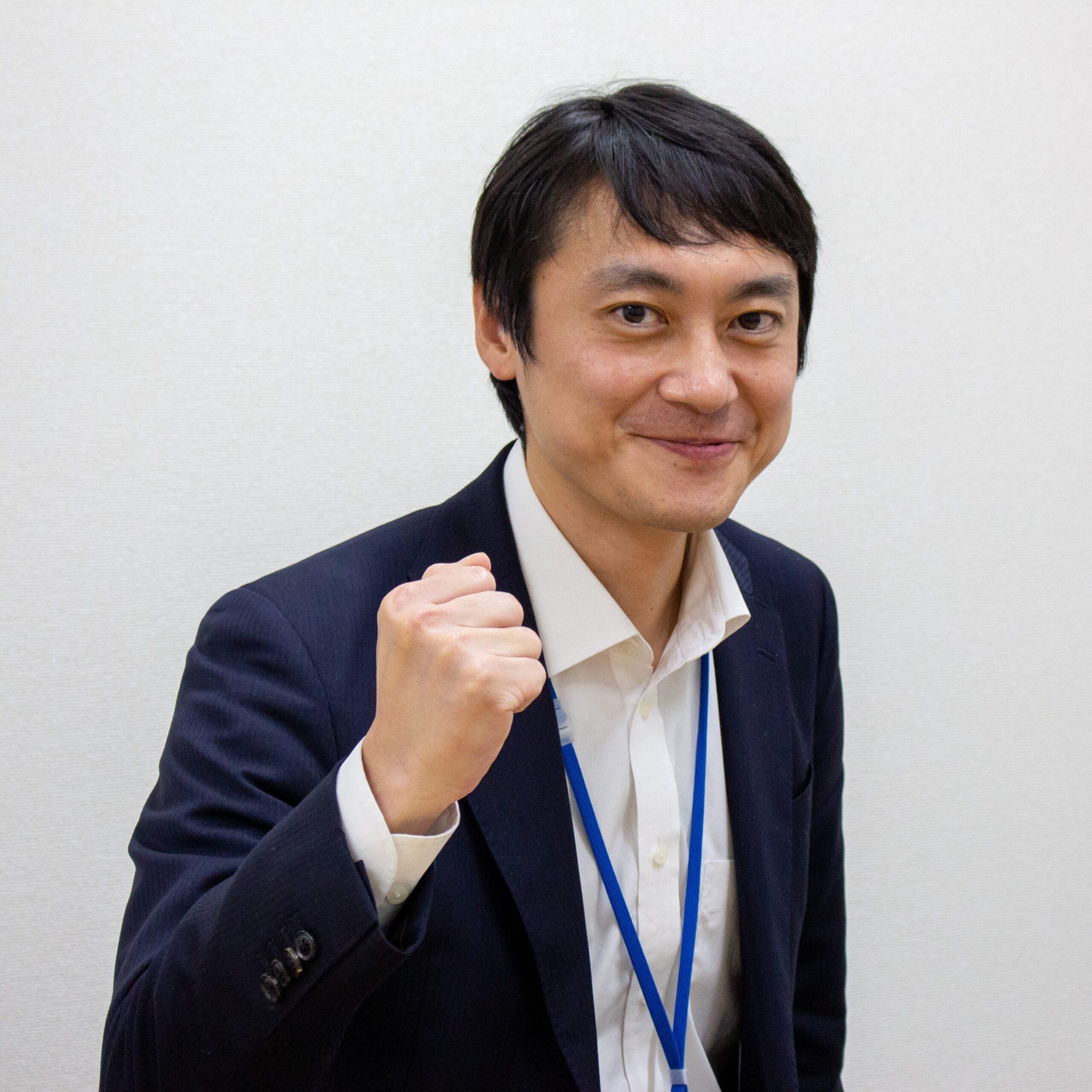 お話を聞いたのは:長谷川孝さんの写真