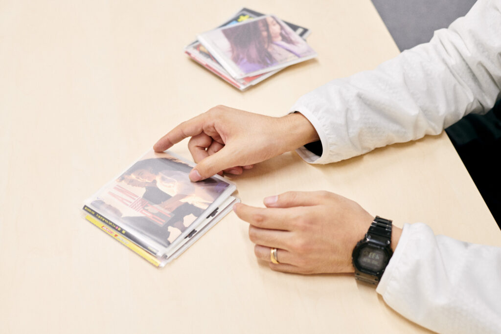 杏里のアルバム『BOOGIE WOOGIE MAINLAND』