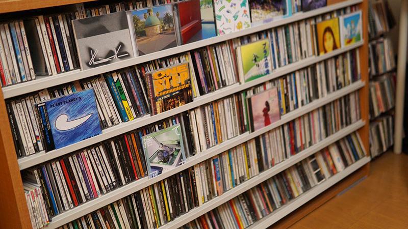 タイさんのCD棚
