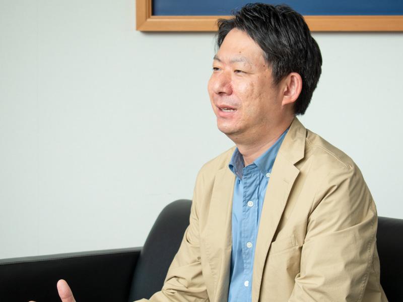 ブックオフのCM新シリーズについて裏側を語る千田竜也さん