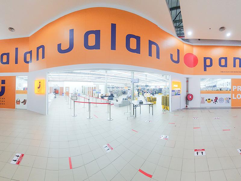Jalan Jalan Japanの8号店