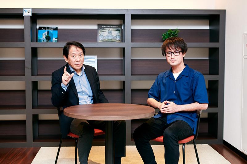 滝尾さんとオケモトさん