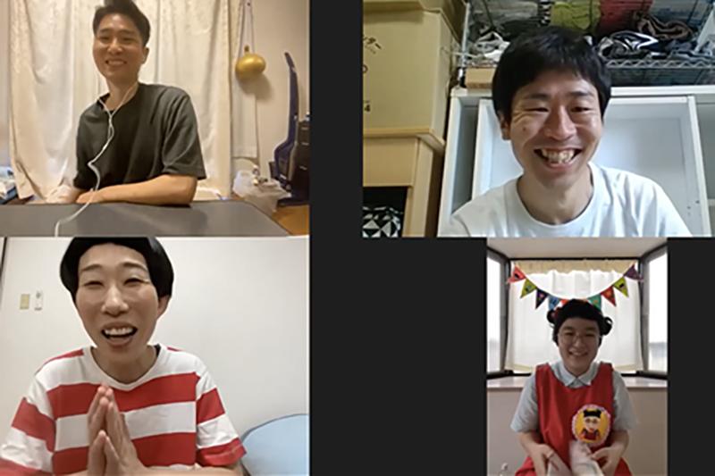 3,000円ブックオフ芸人編、参加者集合